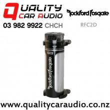 Rockford Fosgate RFC2D 2 Farad Hybrid Digital Capacitor with Easy Finance