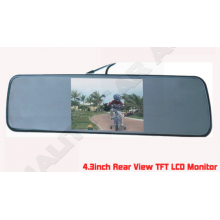 RPM 4.3 inch Rear View TFT LCD Monitor