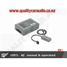 S3-1 Stereo Replace Interface & Steering Wheel Control - Easy LayBy