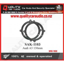 SAK-1103 Audi A3 130mm Speaker Spacer - Easy LayBy