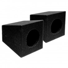 Aerpro SB60A SPEAKER BOX 6 inch SEALED PAIR with Easy Payments