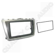 QCA 08-011 MAZDA 6 Atenza 2008 - 2012 Facia Kit for Double Din stereo