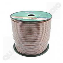 QCA-CAB015 12 Gauge speaker cable 100m/Roll