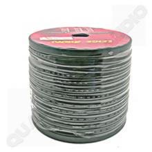 QCA-PCAB003 Oxygen Free Pure Copper speaker cable 14Gauge 50m