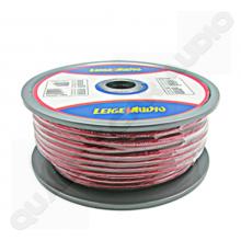 QCA-PCAB006 Oxygen Copper 8 gauge power cable (Red core)