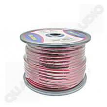 QCA-PCAB008 Oxygen Copper 6 gauge power cable (Red core)