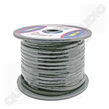 QCA-PCAB009 Oxygen Copper 6 gauge power cable (Black core)