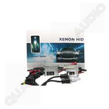 QCA-X004 HID Kits H4 with slim ballast 35W 6000K