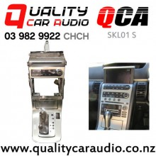 QCA-SKL01 S Stereo Facial Kits for Nissan Stagea / Skyline From 2005 to 2007 (second hand) with Easy Finance