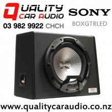 "SONY BOXGTRLED 12"" 1800W Car Subwoofer in Sony Original Custom Made Enclosure with Easy Finance"