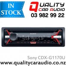 Sony CDX-G1170U CD USB AUX Unit - Easy LayBy