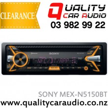 Sony MEX-N5150BT Bluetooth USB CD AUX iPod NZ Tuners 3x Pre outs with Easy Layby