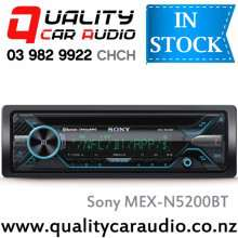 Sony MEX-N5200BT Bluetooth NZ Tuners USB&Aux in Iphone/Android/Pandora Head Unit