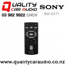 Sony RM-X211 Car Stereo Remote Control with Easy Finance