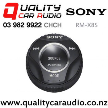Sony RM-X8S on-Dash Bluetooth Remote Smartphone or iPhone with Easy