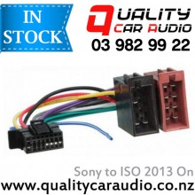 Sony to ISO Radio Wiring Adapter (2013 On) ST - Easy LayBy