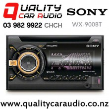 Sony WX-900BT Bluetooth USB AUX CD NZ Tuner 3x Pre Outs Car Stereo with Easy Finance