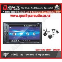 Sony XAV-68BT + CMD12N Package - Easy LayBy