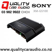 Sony XM-GS100 1100W Mono Channel Class D Car Amplifier with Easy Finance