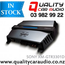 Sony XM-GTR3301D 1000W 1 Channel Class D Mono Power Car Amplifier with Easy Layby