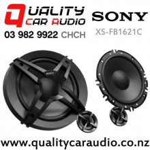 "Sony XS-FB1621C 6.5"" 270W (45W RMS) 2 Way Component Car Speakers (pair) with Easy Payments"