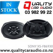 "Sony XSFB6930 6x9"" 450W 3 Ways Coaxial Car Speakers (Pair) with Easy Layby"
