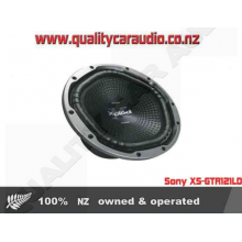 "SONY XS-GTR121LD 12"" 2000W DUAL VOICE COIL SUBWOOFER with Easy LayBy"