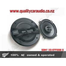 """SONY XS-GTF1338 D 5.25"""" 230W 3 WAYS SPEAKERS with Easy layBy"""