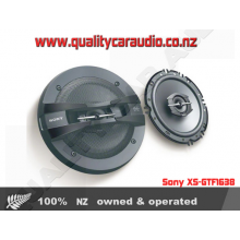 """SONY XSGTF1638 6"""" 260W 3 Ways Coaxial Speakers with Easy LayBy"""
