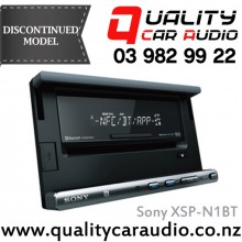 Sony XSP-N1BT Cell Phone Dock Bluetooth CD AUX USB NZ Tuners 3x Pre Outs with Easy Layby