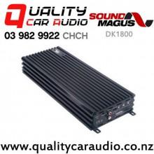 SoundMagus DK1800 1800W Mono Channel Class D Car Amplifier with Easy Finance