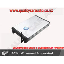 Soundmages ET150.4 Class AB Bluetooth Amplifier