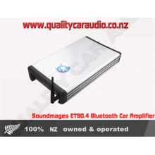 Soundmages ET90.4 Class-AB Bluetooth Car Amplifier