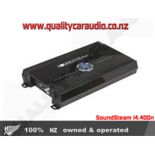 SoundSteam l4.400n 400W 4 Channel Amplifier - Easy layBy