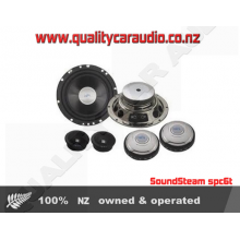 """SoundSteam spc6t 6.5"""" Component Speakers - Easy LayBy"""