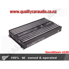 SoundSteam x3.60 3200w Class D Monoblock Amplifier - Easy LayBy