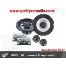"Soundstream SC-6T 6.5"" 320W 2 Way Component Speaker - ""Discontinue Model"""