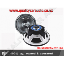 "SOUNDSTREAM SST-12/4 12"" 4 OHM 300 RMS Subwoofer"