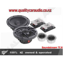 "Soundstream TC.6 6.5"" 140W 2 way Components speaker - Easy LayBy"
