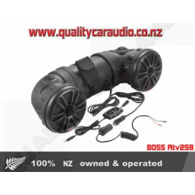 BOSS Atv25B Bluetooth-Enabled Offroad SoundSystem - Easy LayBy