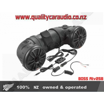 BOSS Atv25B Bluetooth-Enabled Offroad SoundSystem