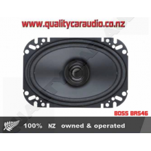 "BOSS BRS46 50W 4X6"" Replacement Speaker (1 Speaker Only)"
