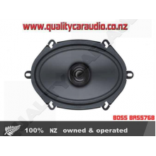 "BOSS BRS5768 80W 5x7"" 6x8"" D Cone Replacement Speaker - Easy LayBy"