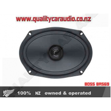 "BOSS BRS69 120W 6x9"" Dual Cone Replacement Speaker -  Easy LayBy"