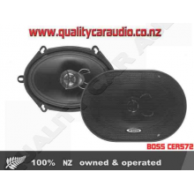 "BOSS CER572 5x7"" 2 Way 250W Speakers - Easy LayBy"