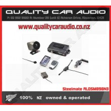 Steelmate 8209S 2-way Car Alarm w/ Engine Start - Easy LayBy