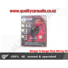Stinger 8 Gauge Amp Wiring Kit