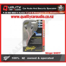 Stinger SI42YF 1M TO 2F RCA SPLITTERS - Easy LayBy