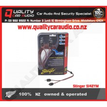 Stinger SI42YM 1F TO 2M RCA SPLITTERS - Easy LayBy