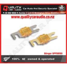 Stinger SPF58150 CHROME 150A MIDI FUSES 3PK - Easy LayBy
